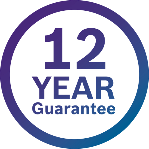 Twelve Year Guarantee